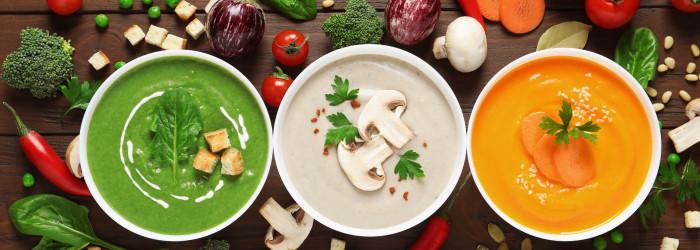 Suppen, Saucen, Fonds - AUSGEBUCHT!