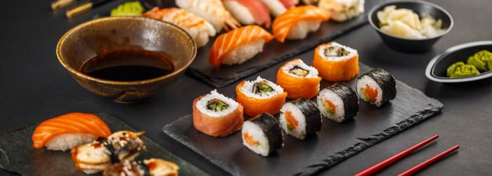 Paar Kochkurs: Sushi Abend