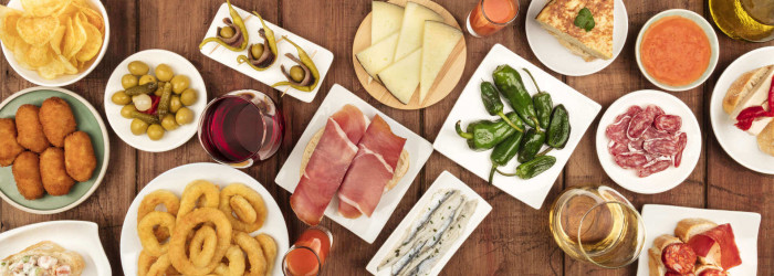 TAPAS, ANTIPASTI & CO.